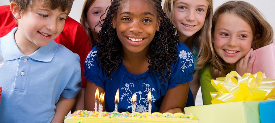 DSC Birthday Parties