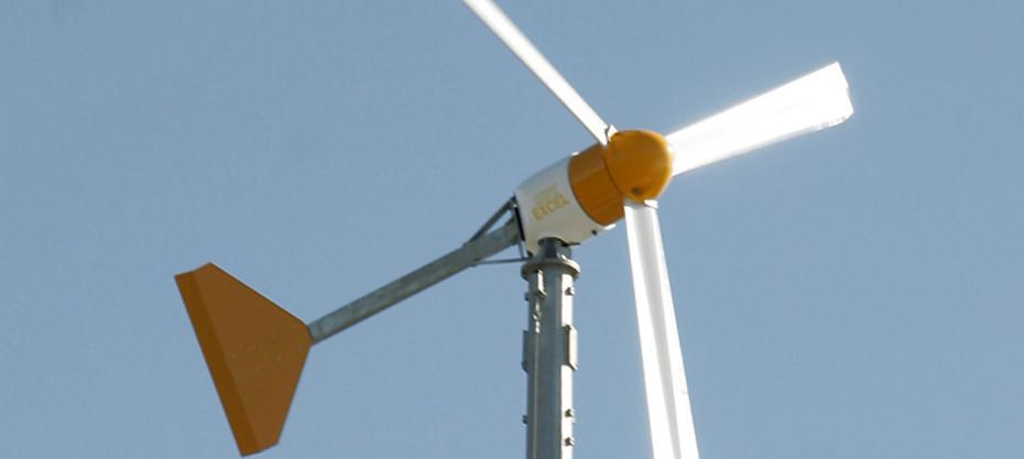 DSC Wind Turbine