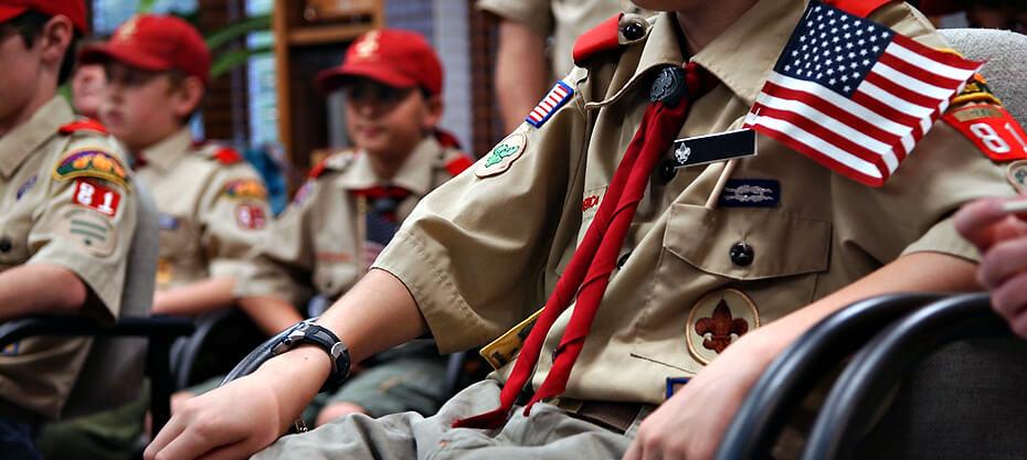 Scout Leader Rewards Program