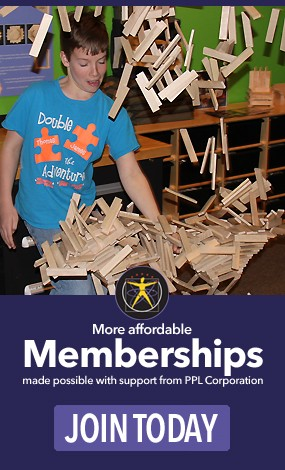 Da Vinci Science Center Membership