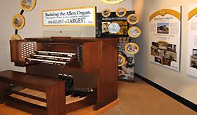 Allen Organ Company Archives - Da Vinci Science Center - Da