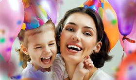 Outreach Birthday Party Packages