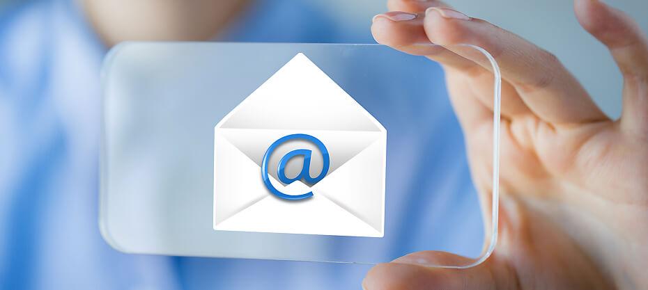 E-Mail Updates