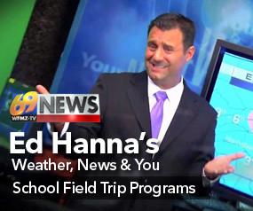 Ed Hanna's Weather, News & You