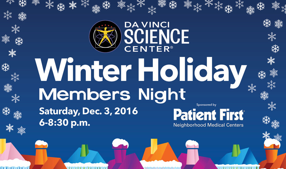 Holiday Members Night