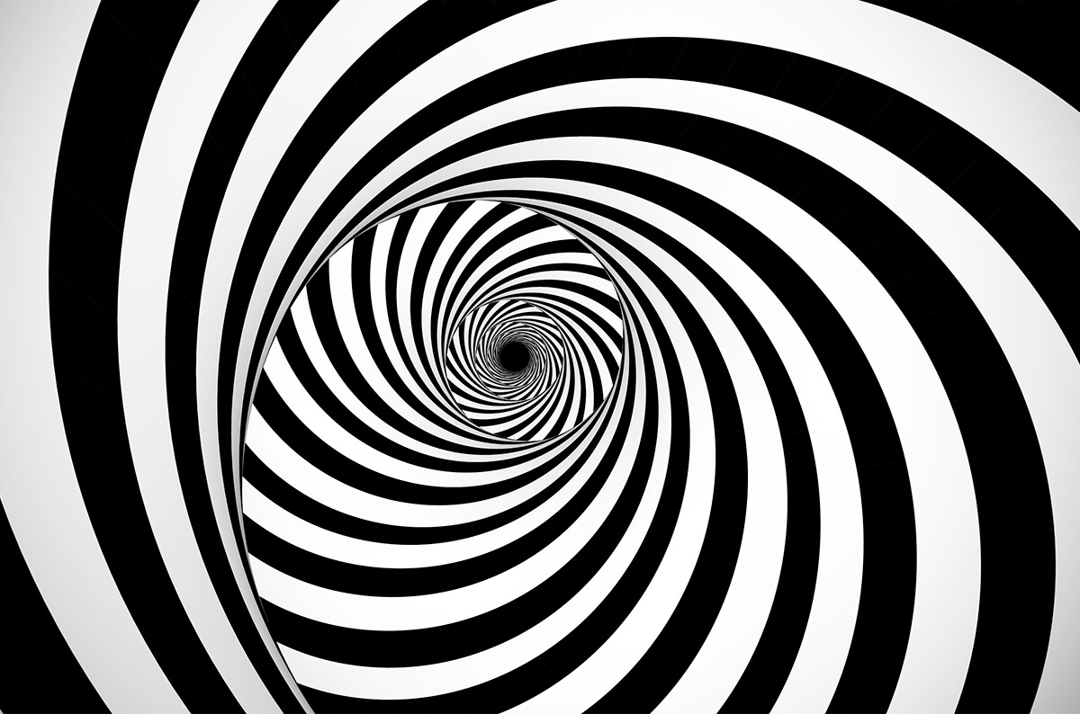 Optical Illusions The exhibit features many graphics that will test your perception.