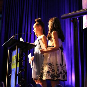 Alexis Pongracz, a sixth grader at Arts Academy Charter School, talks about how support from the Science Inquiry Fund has helped make her ideas a reality.