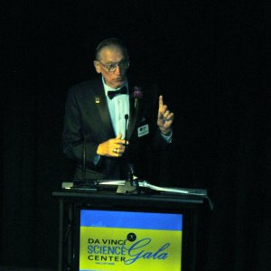Frank Schweighardt was honored with a Lifetime Achievement Award.