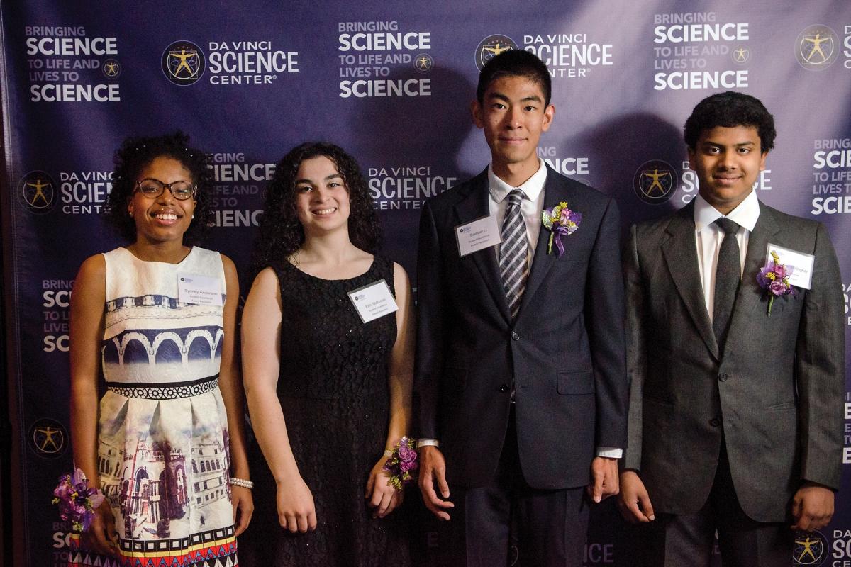 2016 Da Vinci Science Center Gala